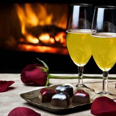 ¿QUIÉN DICE QUE UN SAN VALENTÍN CON CERVEZA NO ES ROMÁNTICO?